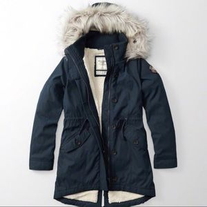 Abercrombie and fitch xs