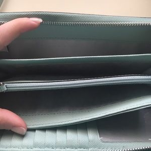 Michael Kors Bags - Michael Kors large zip around wallet