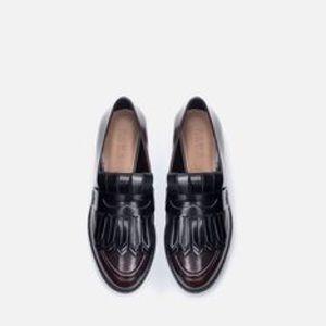 Zara loafers size 7