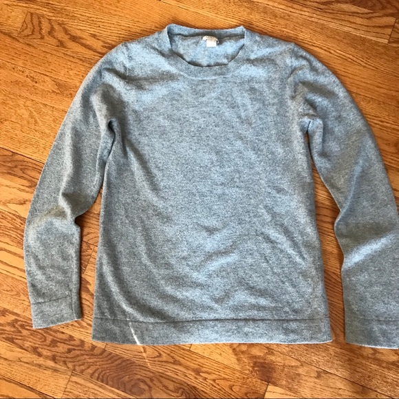 J Crew Factory Sweaters Jcrew Factory Cottonwool Teddie Sweater