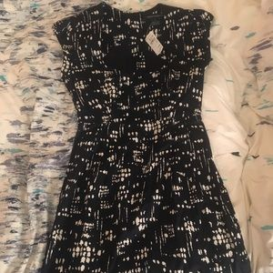 B&W French Connection Dress NWT