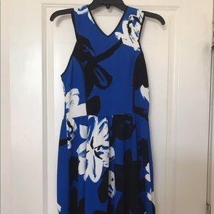 Gorgeous Aqua dress size L NWT!!!
