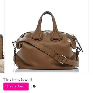 Givenchy Nightingale small in Cappuccino