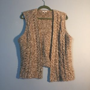 Warm Knitted Vest from GAP