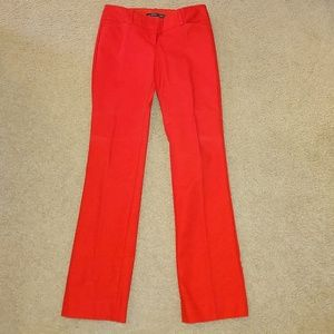 The Limited Drew Fit Pants (6R) - Bright Red