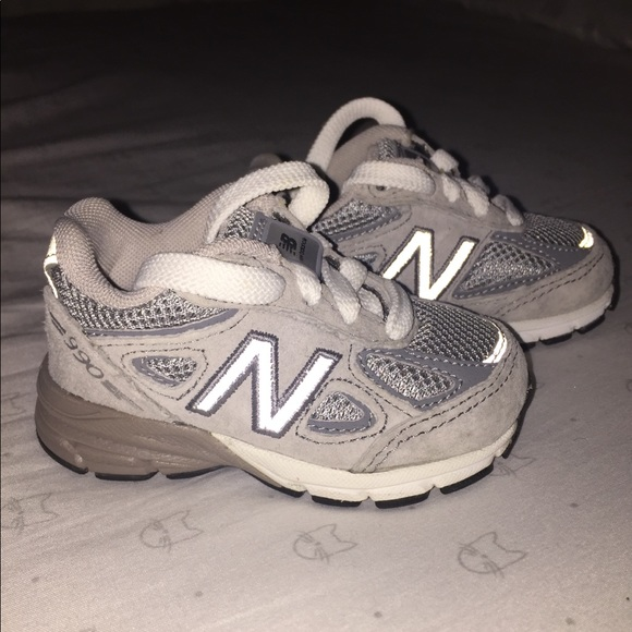 finest selection 8d035 e6c41 New balance 990 baby shoes