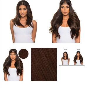 "Bellami Accessories - Bellami Khaleesi 20"" Dark Brown hair extensions d83bdde073"