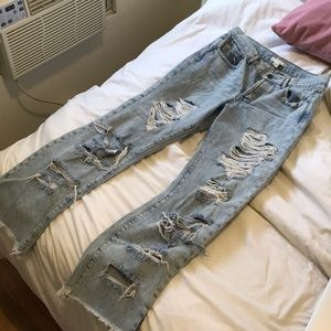 Alice + Olivia Genevive Jeans Baby Bootcut Size 28