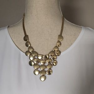 Express / Gold Plated Necklace