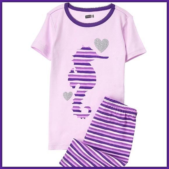 c1b50c41e Crazy 8 Pajamas | Pajama 2 Piece Pj Set Shorts Girl Gymboree | Poshmark