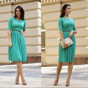 Adorbs ASOS pleated dress
