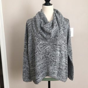 Express / Cowl Neck Sweater
