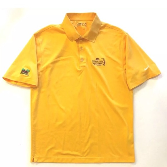 Nike Shirts Crowne Plaza Invitational Colonial Golf Polo Shirt