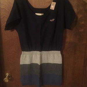 Abercrombie sweater dress NWT