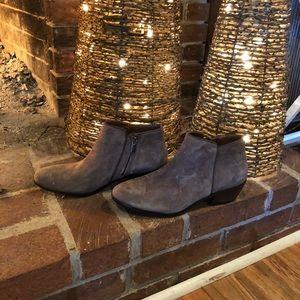 Sam Edelman booties size 8 1/2 new! Perfect!