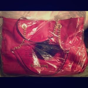 Large tote purse from Betsey Johnson
