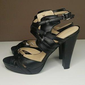 Calvin Klein Black Sandal