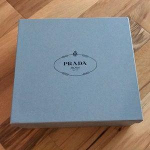 Prada box
