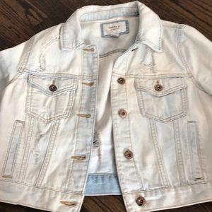 Forever 12 jean jacket