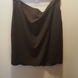 Ann Taylor suiting skirt