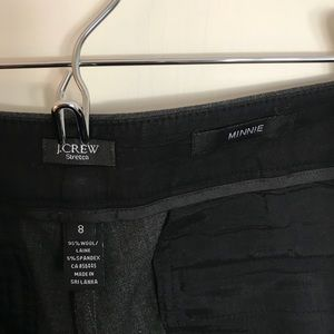 Jcrew Minnie pants
