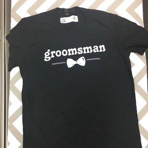 Other - Groomsman t-shirt