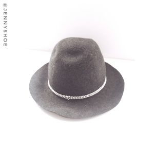 {urban outfitters} floppy wool hat