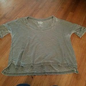 High low t shirt