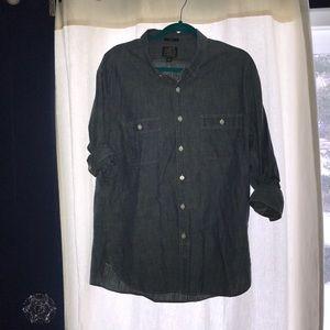J Crew Jean shirt