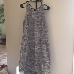 Gray dress from ON