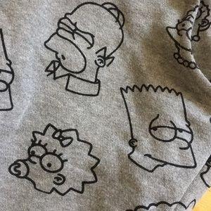 Simpson sweats