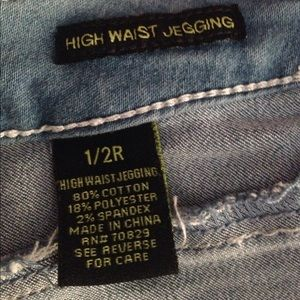 rue 21 high waisted jeggings