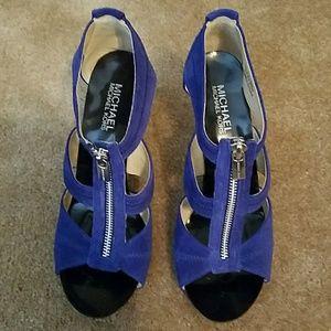 So stylish Michael Kors sandals