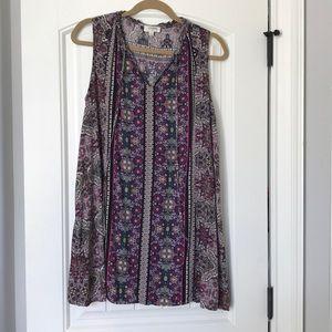 Umgee Tunic / Dress EUC
