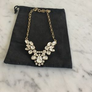 JCrew necklace never worn