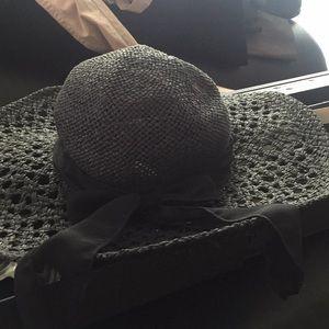 H&M large floppy hat