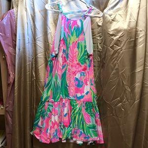 Lilly Pulitzer Drop-waist Dress