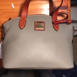 Dooney and Burke Ruby purse