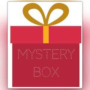 Mystery Box w/ Baby Girl Items 6-24 months & 2-3T