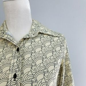 Vintage | Jack Frost ladies button down