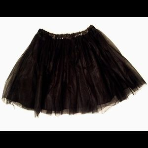 Dresses & Skirts - Sequin Trimmed Mini Tutu