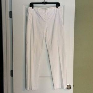 New York & Co White pants