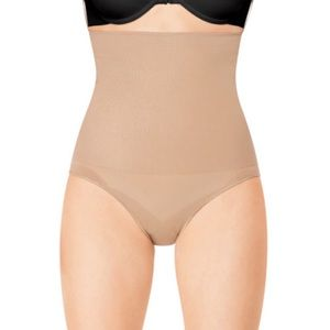 Spanx Assets High Waist Shaping Panty Nude Shaper