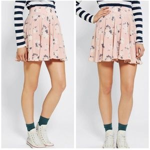 Pins & Needles Skater floral skirt size XS