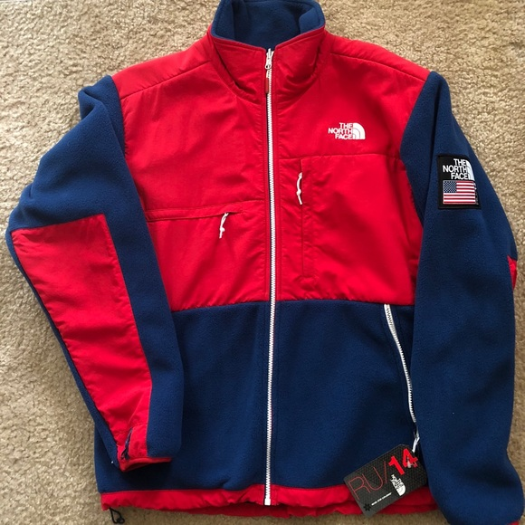 659f88b45 clearance north face vest olympics year 82a11 96fe6