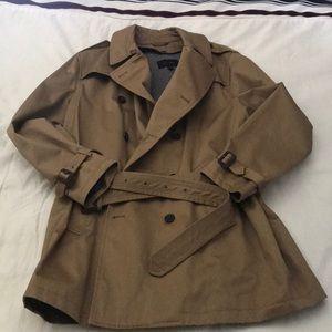 Banana Republic winter trench coat