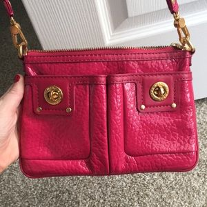 Marc By Marc Jacobs Pink Cross body purse