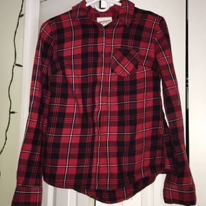 Red Flannel - $9 obo