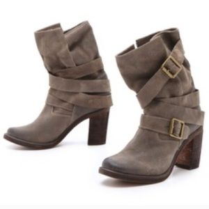 Jeffrey Campbell France Boot Suede
