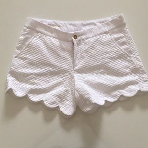 [Lily Pulitzer] White Buttercup Short